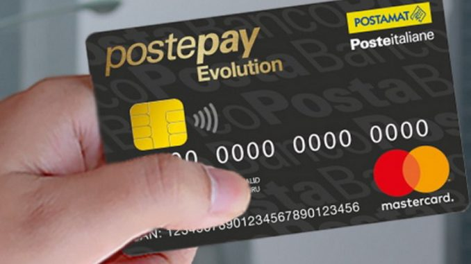Postepay Evolution, le differenze con Postepay