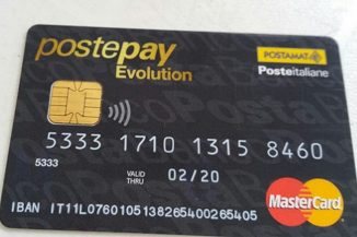Postepay Evolution, a cosa serve il codice Iban